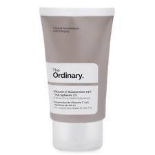 (1) THE ORDINARY Vitamin C Suspension 23% + HA Spheres 2% SIZE 1 oz/ 30 ml