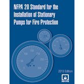 Nfpa 20: Standard for the Installation of Stationary Pumps for Fire Protection pdf epub