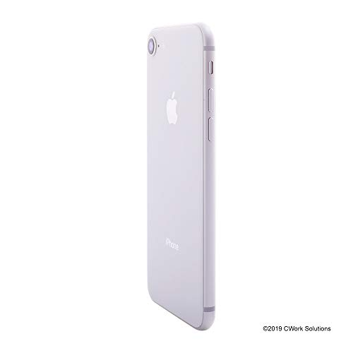 Apple iPhone 8 256GB Unlocked GSM Phone – Silver (Renewed)
