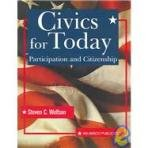 img - for Civics for Today: Participation and Citizenship book / textbook / text book