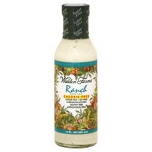 Calories Ranch Dressing (Walden Farms Calorie Free Dressing Ranch -- 12 fl oz)
