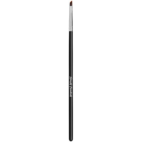 BEST LIQUID EYELINER MAKEUP BRUSH - Angled Professional Gel Brushes - Prime Premium Quality at an Economical Price!! Nice Valentine's Day Gift