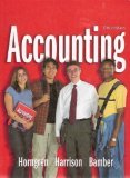 Accounting, 6th Edition, 1-26