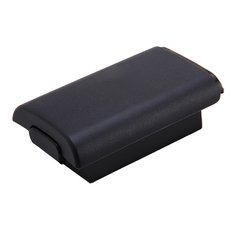 Xbox 360 Controller Replacement Battery Pack Cover Shell - Black product image
