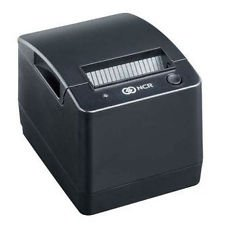 NCR 7197-7001-9001 Model RealPOS 7197 Thermal Receipt Printer, Series II, Ideal for Points of Sale or Other Situations Where Printed Tickets are Needed, Monochrome, Black