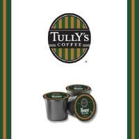 Tully's Kona Blend Coffee For Keurig K-Cup Brewing Systems 18 Count