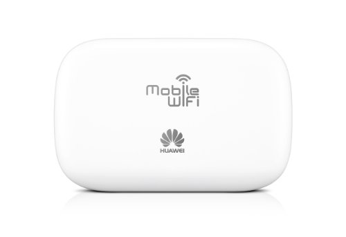 Huawei E5330Bs-2 21 Mbps 3G Mobile WiFi Hotspot (3G in Europe, Asia, Middle East & Africa) (white) by Huawei (Image #2)