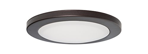 Amax Lighting - Led Slim Disk - Bronze - Total Bulb Wattage: 12 by Amax Lighting