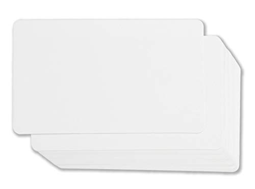 (Blank Index Cards - 100-Count Rounded Blank Flash Cards, for Business Cards Message Cards, DIY Gift Cards, White, 3 x 5 Inches)