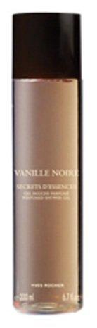 Vanille Noire Secrets D'Essence Perfumed Shower Gel by Yves Rocher (6.7 fl. oz./200ml)