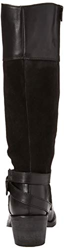 Bottes Leather A Browns Femme Black Ultimate Noir Joe Boots Strap dzEOXqwq