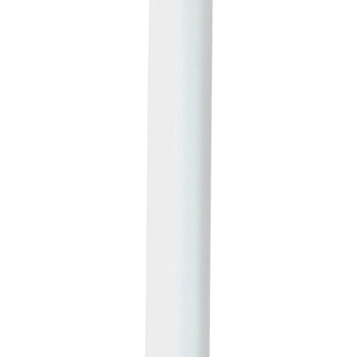 Brightech SKY LED Torchiere Floor Lamp - Energy Saving, Dimmable Adjustable Lamp, Reading Lamp- Modern Tall Standing Pole Uplight Lamp Light for Living Room, Dorm, Bedroom, and Office (Alpine White)