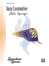 (Jazzy Locomotive Sheet)