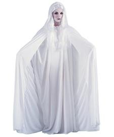 White Hooded Cape for $<!--$3.99-->