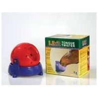 Manna Pro Likit Tongue Twister, Red