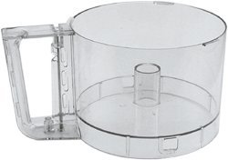 Cuisinart DLC-2007WBN-1 Work Bowl with Clear Handle