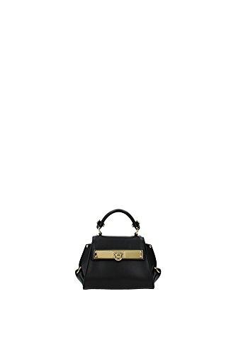 Salvatore Ferragamo Salvatore Ferragamo Womens Handbag 21F086 0631267 NERO NERO