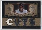 Al Oliver #182/199 Baseball Card 2007 SP Legendary Cuts  Legendary Materials #LMAO