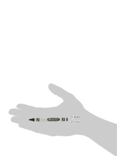 Crayola Regular Crayon Single Color Refill Pack - Black-12 count by Crayola (Image #2)