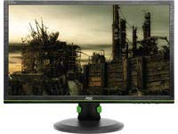 G2460PQU 24 LED G-Sync, 144Hz, 1ms, Display port, height Adj
