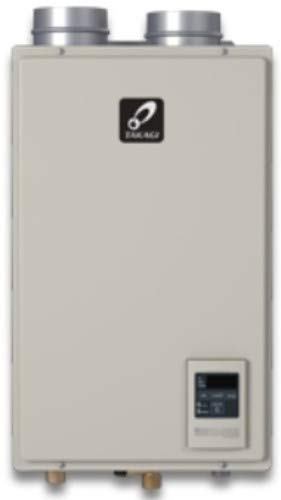 Takagi T-H3M-DV-N  Condensing Direct Vent Tankless Water Heater, Natural Gas (Tankless Boiler Natural Gas)