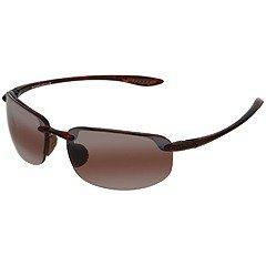 Maui Jim Ho'okipa Sunglasses-R407-10 Tortoise (Maui Rose - Jim Men's Sunglasses Maui