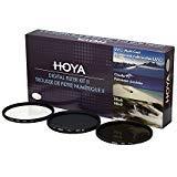 Hoya DFK77 Camera filter kit 77mm filtro de cámara - Filtro para cámara (7.7 cm, Camera filter kit, 3 pieza(s))