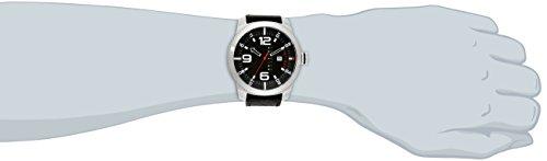 Tommy Hilfiger Men's 1791014 Analog Display Quartz Black Watch