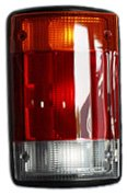 TYC 11-5008-91 Ford Econoline Van Driver Side Replacement Tail Light Assembly
