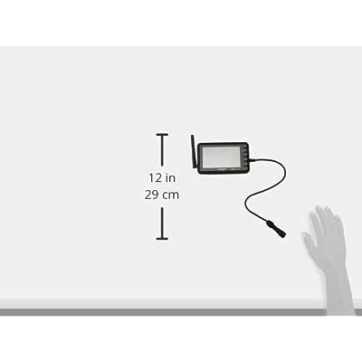 Jensen WVHS43 Voyager Wireless Wisgiht Backup: Automotive