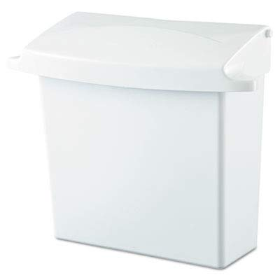 (RCP614000 - Rubbermaid Compact Sanitary Napkin Receptacle)