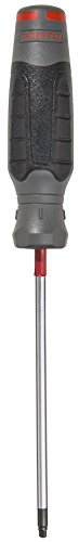 Stanley Proto JS0205R Duratek Square Tip Round Bar Screwdriver, 5-Inch
