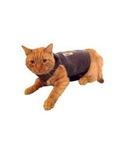 M thundershirt para gatos, animales, Wild, Life, gatos, chaleco, chaqueta, Exámenes, Thunder, Código De Suministros,: Amazon.es: Productos para mascotas