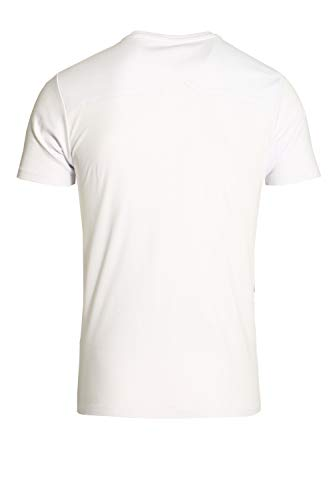 Print White shirt Graphic Calabro 883 T Police qSztnt