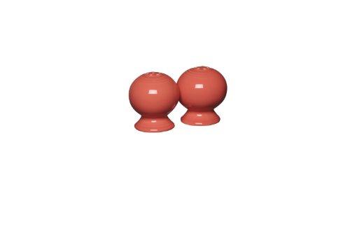 Fiesta Salt and Pepper Set, 2-1/4-Inch, Flamingo
