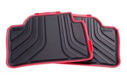 *NEW* OEM BMW 4-Series All-Weather Rear Floor Mats, Sport Line for cheap