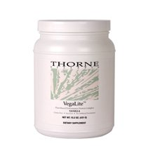 Thorne Research - Vegalite Vanilla 15,3 oz