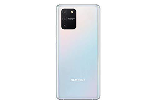 Samsung Galaxy S10 Lite G770F 128GB Dual SIM GSM Unlocked Phone (International Variant/US Compatible LTE) - Prism White (Renewed)