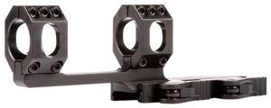 American Defense AD-RECON-X 1 STD Riflescope Optic Mount, Black by American Defense Mfg.