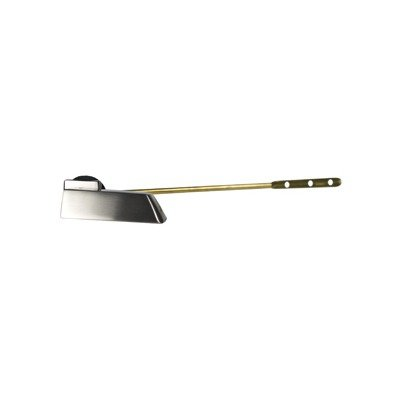 Toilet Tank Lever MT2250 Finish: Satin Gold by Mountain Plumbing