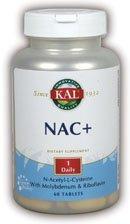 NAC+ Kal 60 Tabs