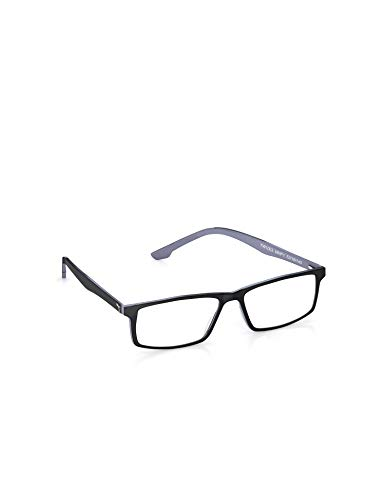 Titan Full Rim Rectangular Men's Spectacle Frame – (TW1003MHP1|52)