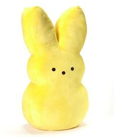 24 inch Yellow Peep Bunny (Stuffed Animal Peeps)