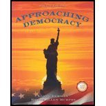 Approaching Democracy 9780131102514