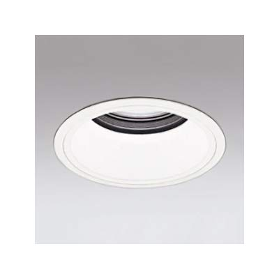 LEDダウンライト M形 深型 φ100 JR12V-50W形 高彩色高効率形 ワイド配光 連続調光 オフホワイト 電球色 B07RYQK8VM