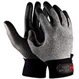 Huck Nation ''Dominator Ultimate Frisbee Gloves - Seamless Design for Handlers and Cutters (Extra Small)