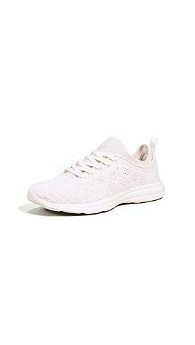 APL: Athletic Propulsion Labs Women's Techloom Phantom Sneakers, Sea Salt, 7.5 M US