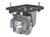 Lamp module for NEC NP4100 Projector. Type = UHP, Power = 280 Watts, Lamp Life (Hours) = 2000 STD/3000 ECO, Alt part code = NP12LP. Now with 2 years FOC warranty. by NEC (Image #1)