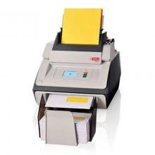 Intimus A00715611 Model TSI 2.5 Office Tabletop Folder and Inserter, Compact Size, Up To 15 Programmable Jobs, Up To 150 Envelopes Per Day, Auto and Manual Modes, Folding Capacity Up To 5 Sheets