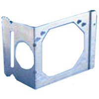 UPC 782856490449, Erico H4 Box Mounting Bracket For Electric Box Screw On, 4 in & 4 11/16 In,